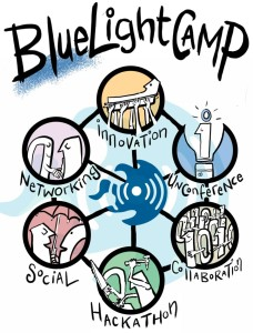 BlueLightCamp returns 6-7th June